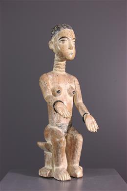 Figure féminine Ashanti