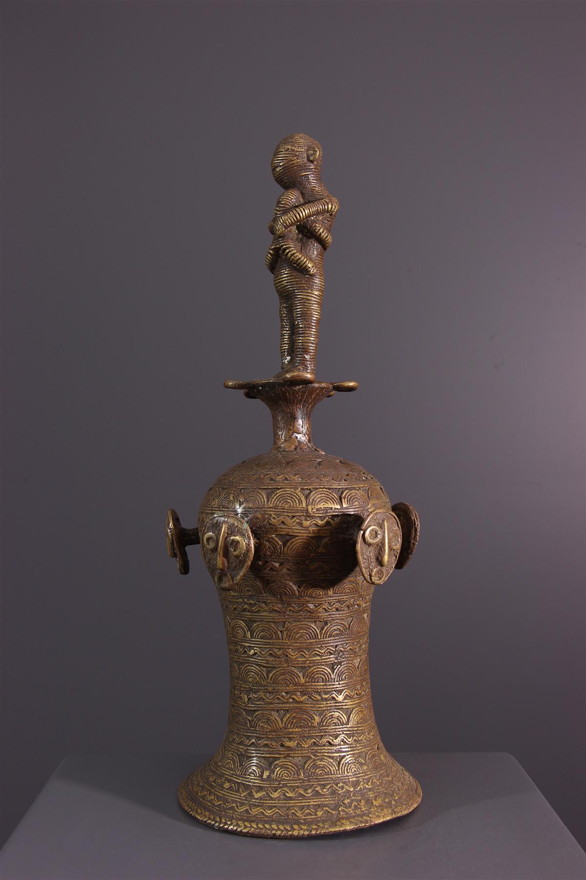 Bronze Tikar - Art africain