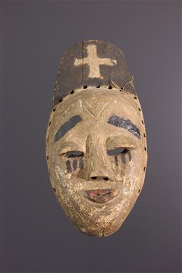 Masque Zambie ou Kongo