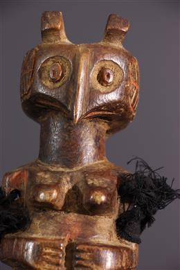 Art africain - Figure Holo Kaponya wa pwo nyi cikungulu