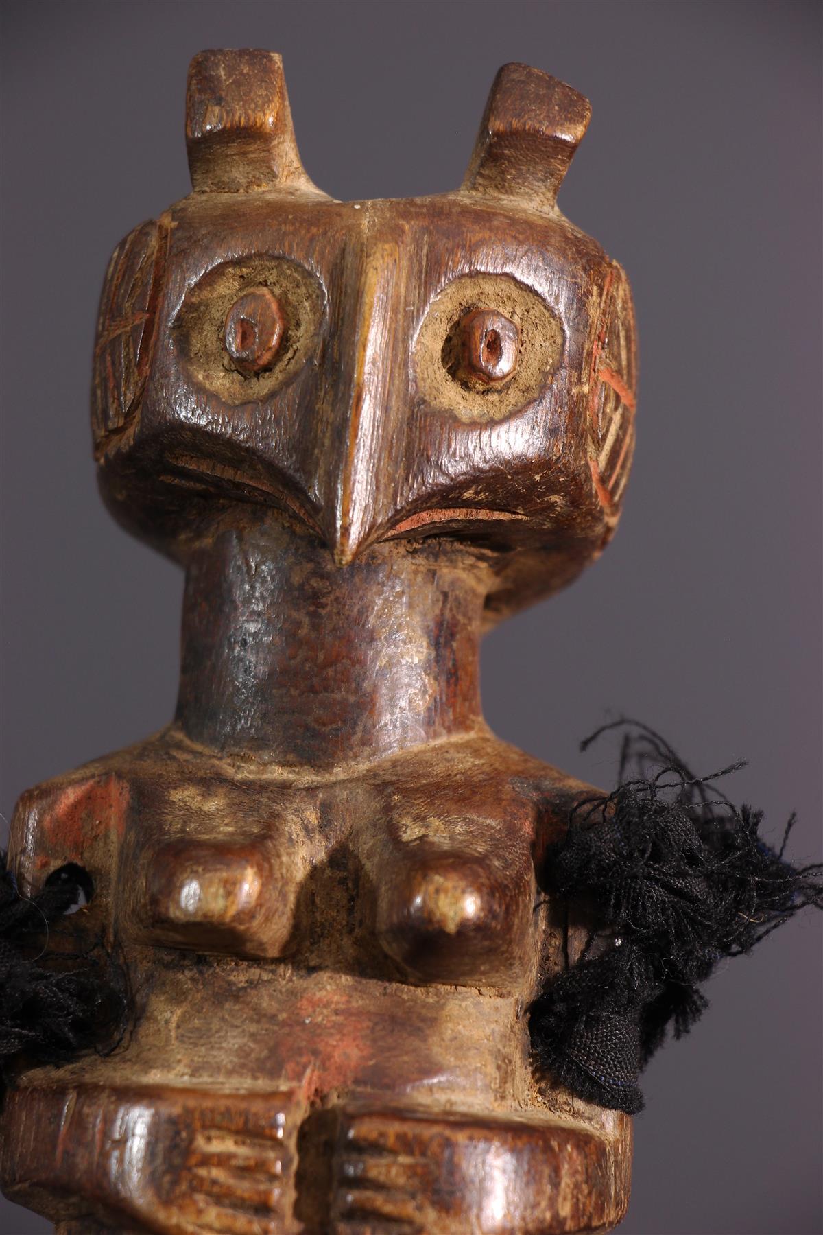 Statue Holo - Art africain