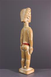 Statues africainesPoupée Ewe