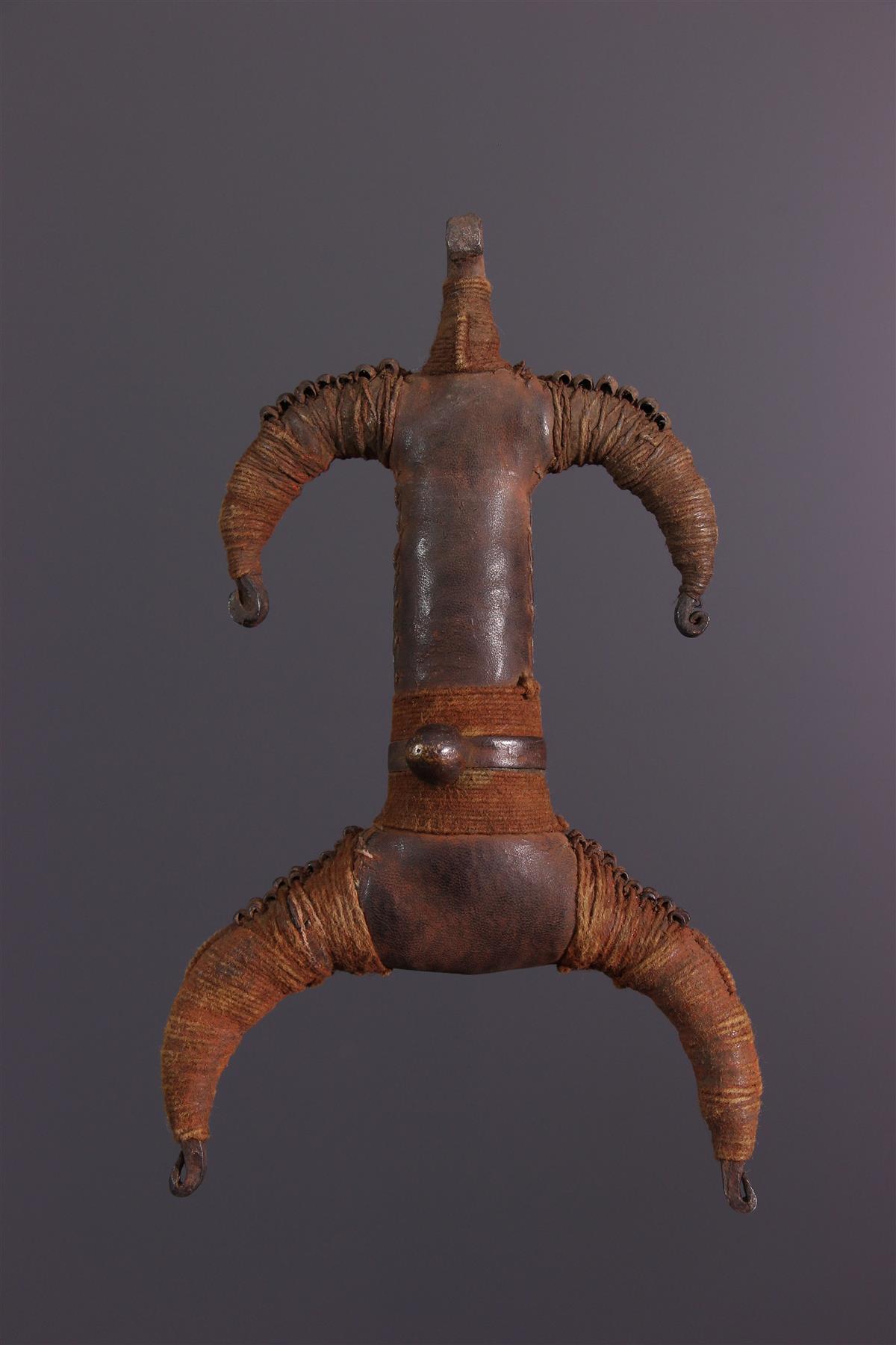 Poupée de fertilité - Art africain