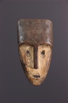 Petit masque Lega Lukwakongo