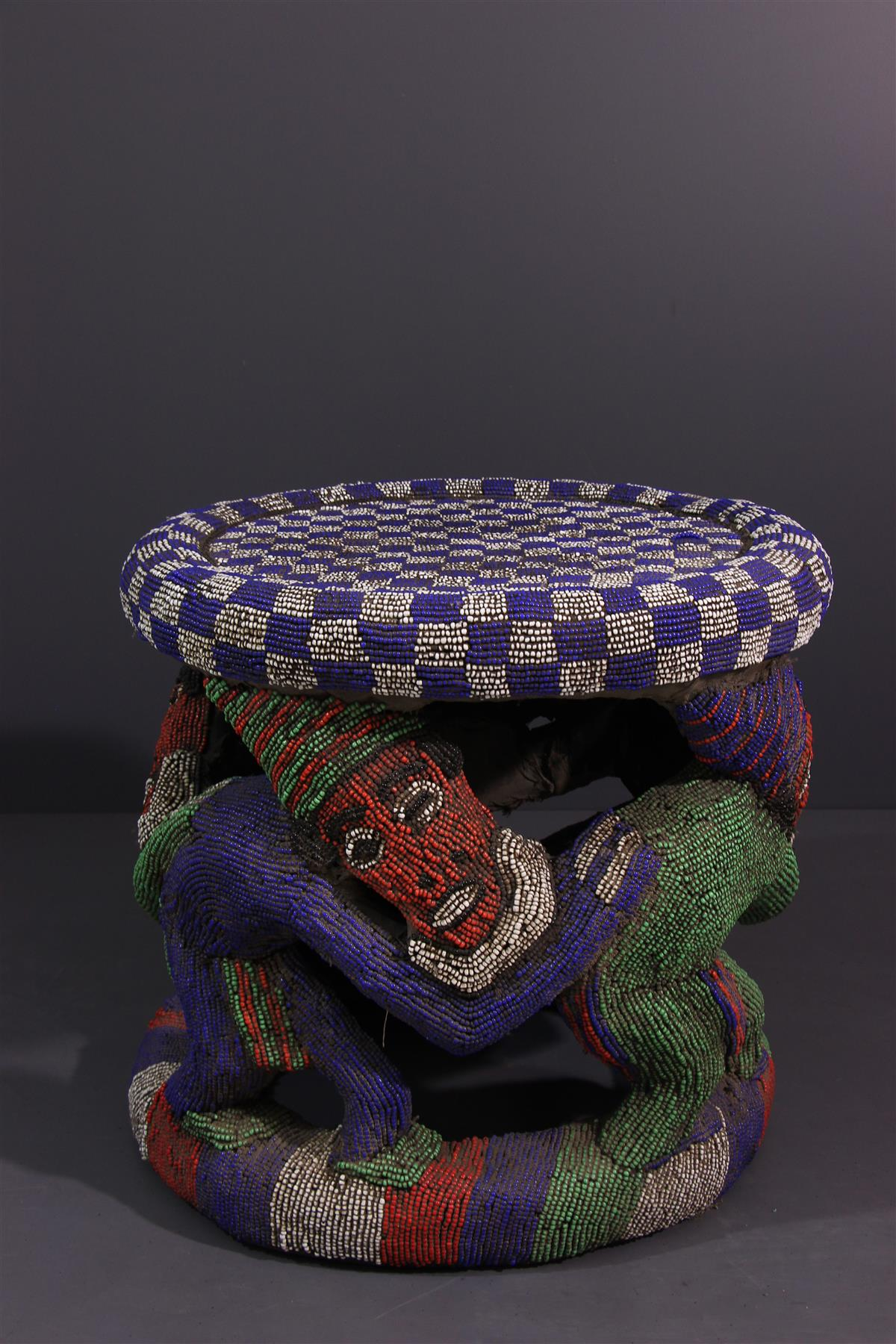 Table Bamileke - Art africain