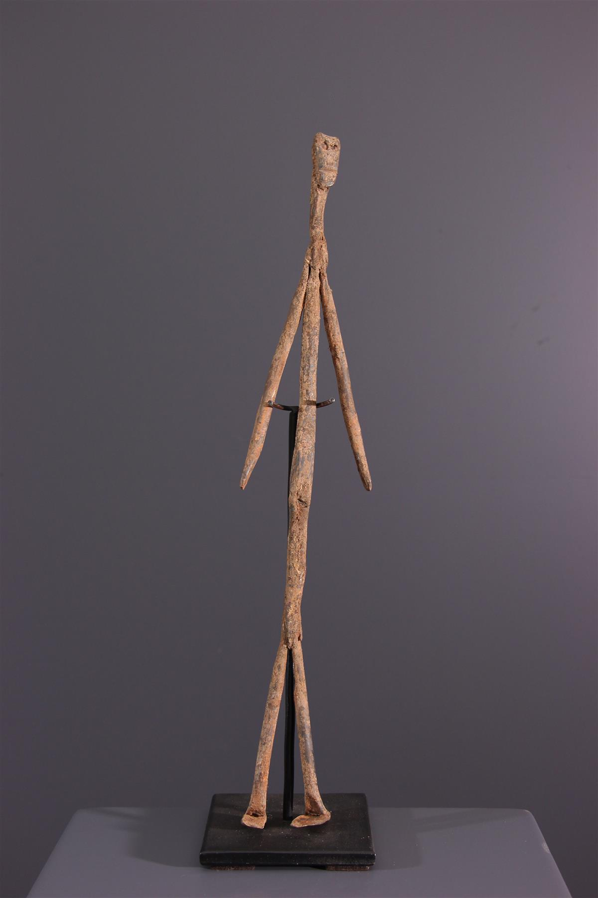 Statue Moba - Art africain