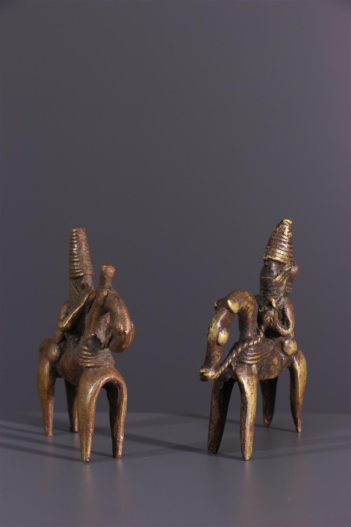 Cavaliers Sao - Art africain