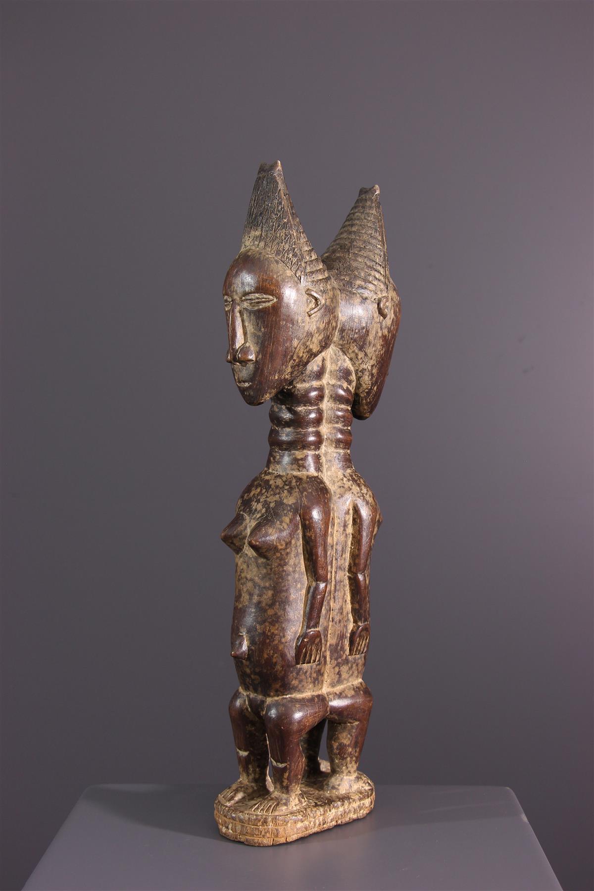 Fétiche Agni - Art africain
