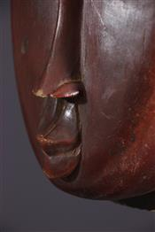 Masque africainMasque Yaoure