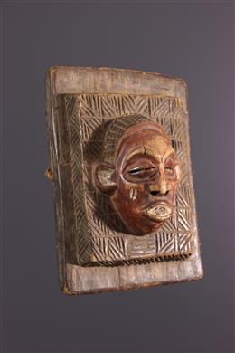 Masque de case Tchokwe