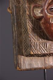 Masque africainMasque de case
