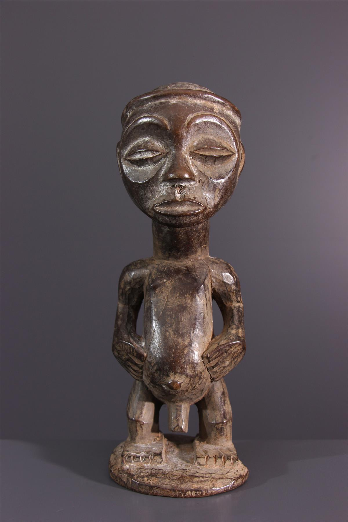 Fétiche Holo - Art africain