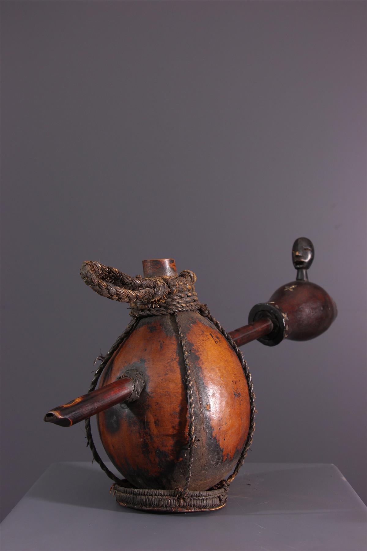 Flûte africaine - Art africain