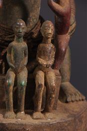 Statues africainesMaternité Yoruba