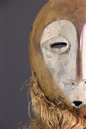 Masque africainMasque Lega Idimu