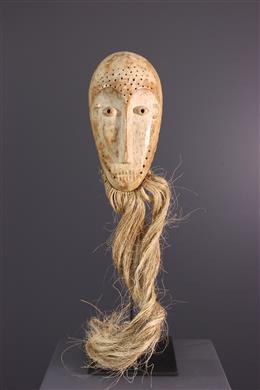 Masque Lega Idimu - Art africain