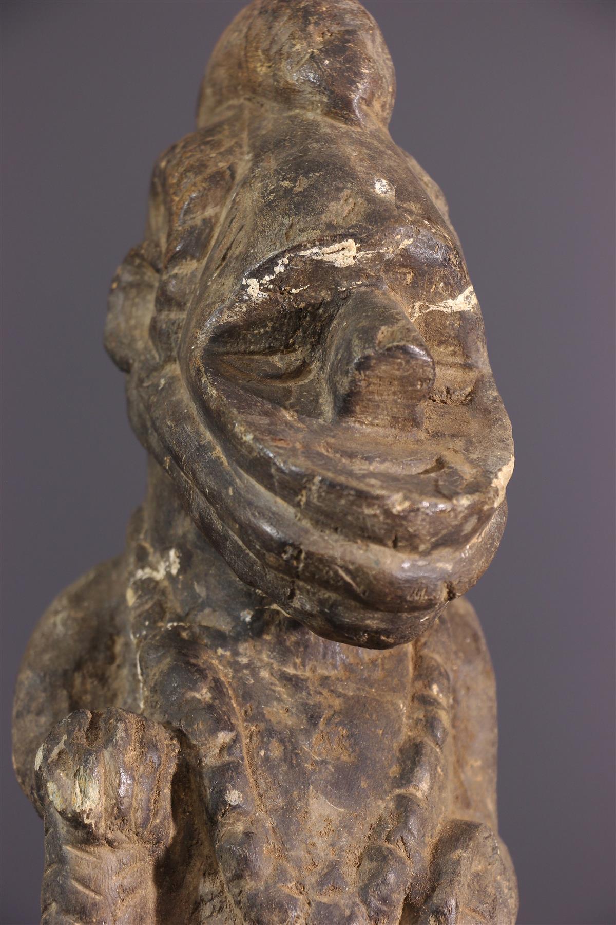 Statue Nomoli - Art africain