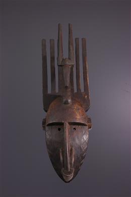 Masque Bambara du N tomo