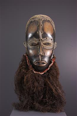 Masque africain Bété / Dida