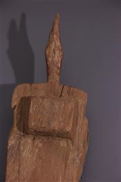 Tabourets, chaises, trônesBanc africain