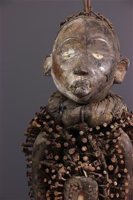 Statue Nkondi Nkisi Kongo