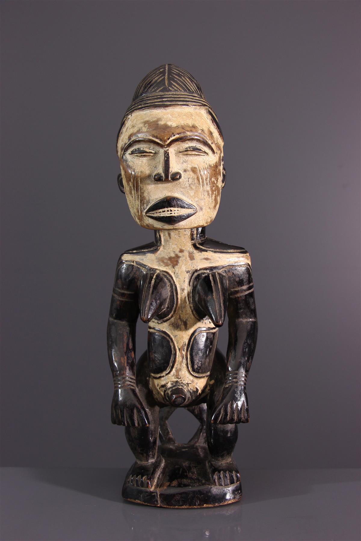 Fétiche Idoma - Art africain