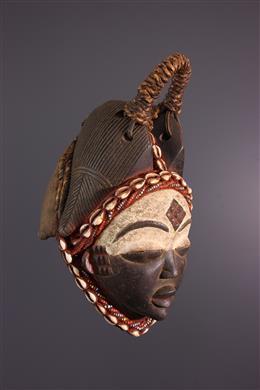 Masque casque Punu