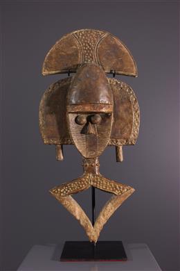 Figure de reliquaire Kota Mbulu Ngulu