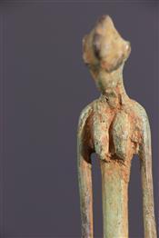 bronze africainCouple Dogon