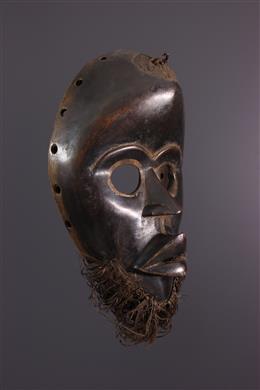 Art africain - Masque Dan Gunye ge