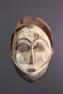 Masque d ancêtre Tsogho, Vuvi