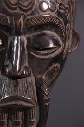 Masque africainMasque Luluwa
