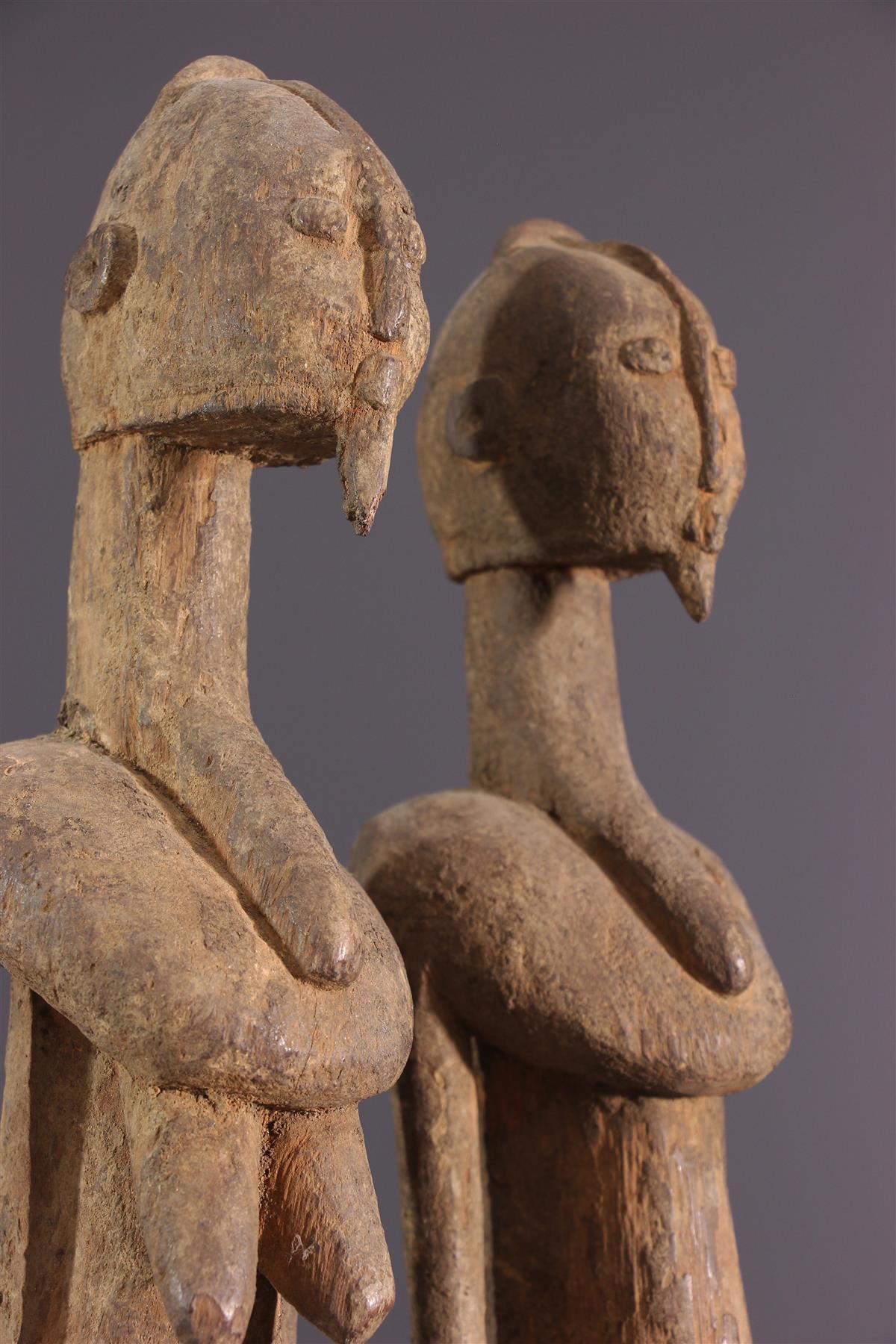 Statues Dogon - Art africain