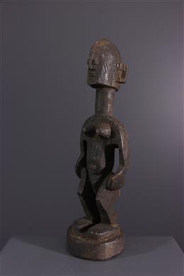 Statue Bambara - Art africain