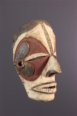 Art africain - Masque féminin mmwo Igbo