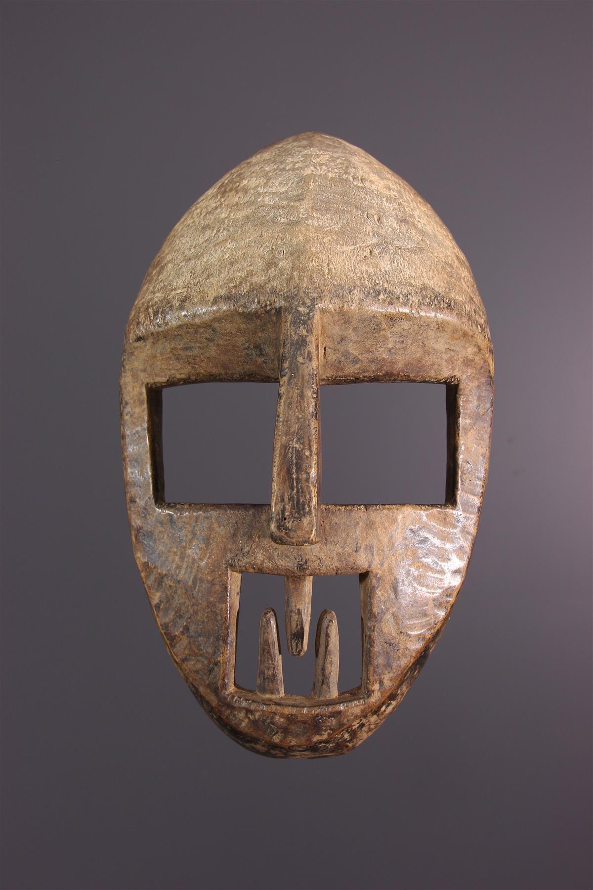 Masque Kumu - Art africain
