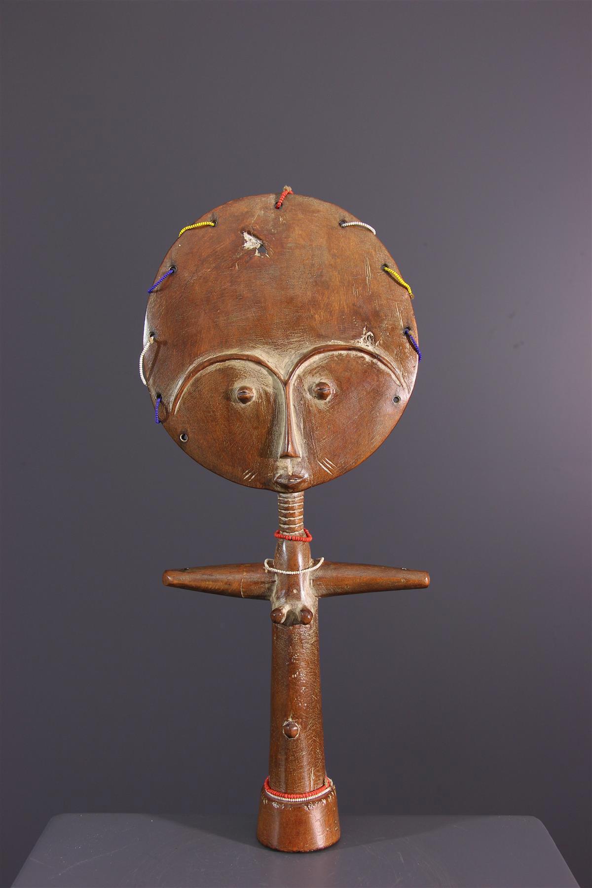 statue Ashanti - Art africain