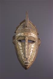 Masque africainMasque Warka