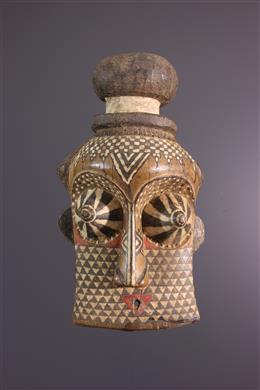 Masque Kuba Mulwalwa Binji