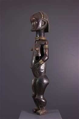 Art africain - Statue dancêtre Fang du Byeri