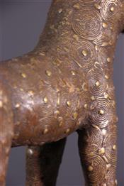Statues africainesBronze Bénin