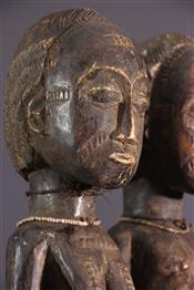 Statues africainesStatues Baoulé