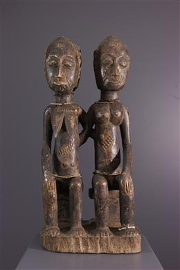 Conjoints célestes Baoulé