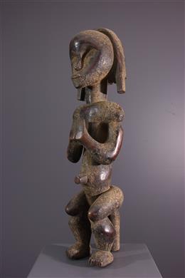 Figure de reliquaire Fang du Byeri