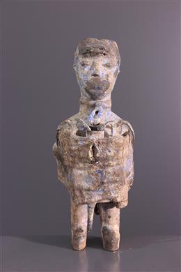 Statuette fétiche Ewe Venovi