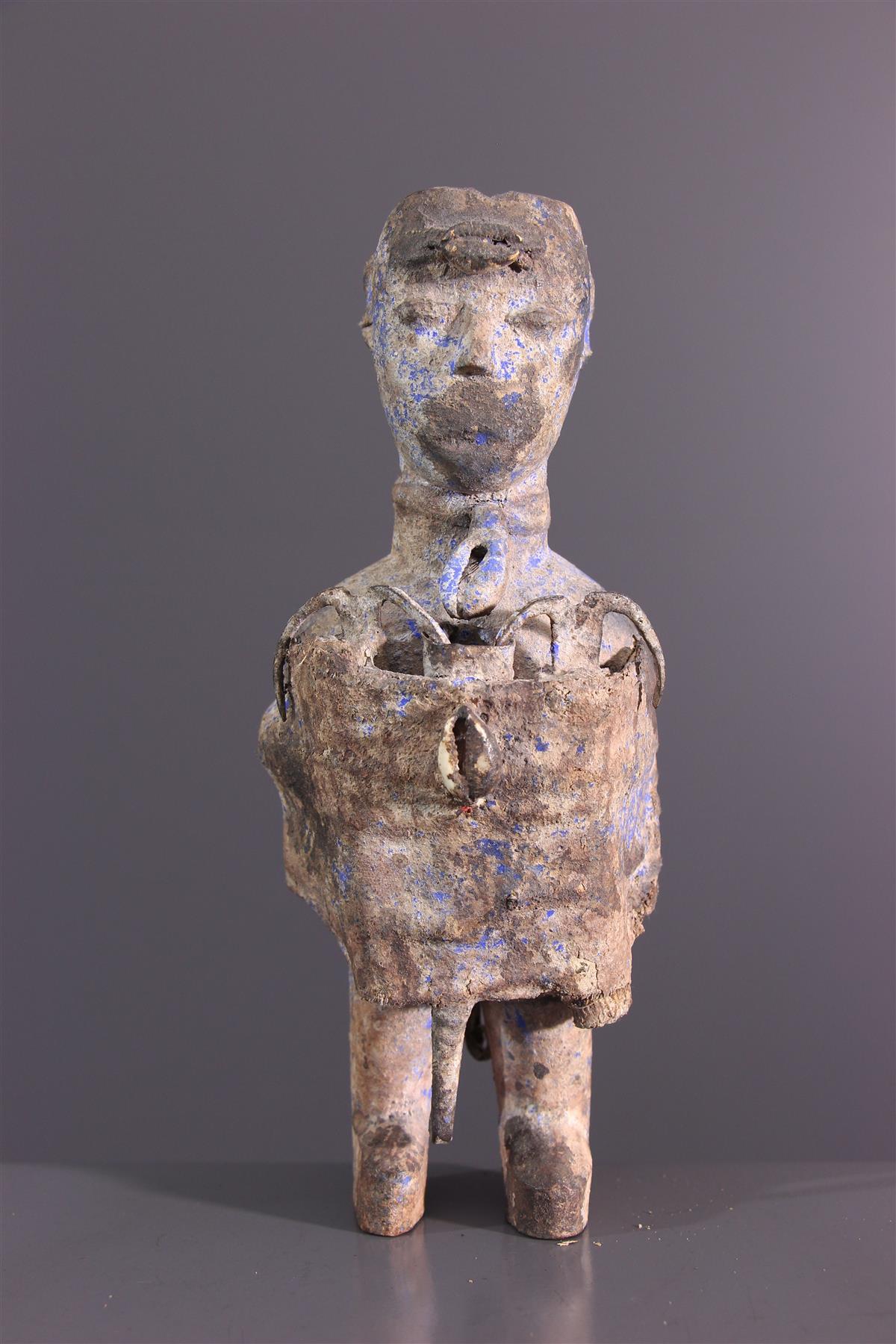 Fétiche Ewe - Art africain
