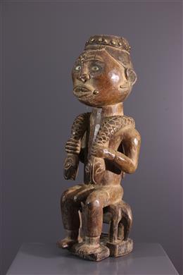 Figure d ancêtre Kongo Yombe