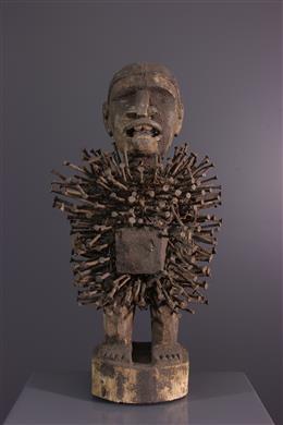 Statue Kongo Nkisi Yombé