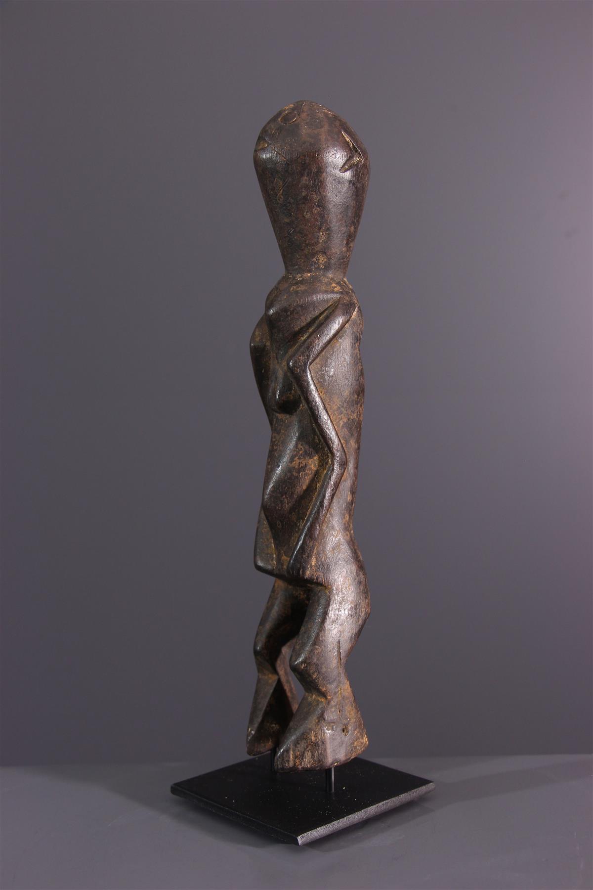 Statuette Mumuye - Art africain