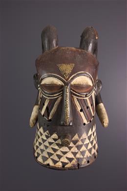 Masque Kete Kuba Nyita, Ngita